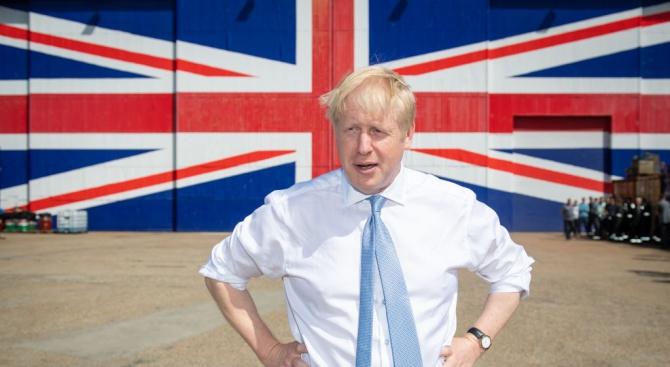Джонсън: Възможно е да се постигне споразумение за Брекзит до 31 октомври