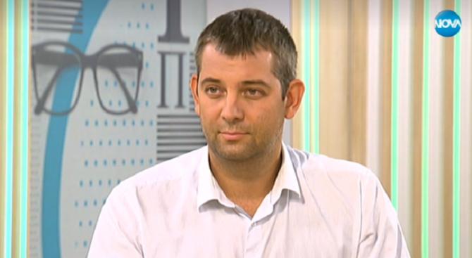 Делчев: Манолова се кандидатира като граждански кандидат, а не като ляв