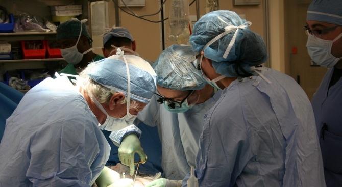 Успешно премина трансплантацията на черен дроб на 5-месечната Калина в Германия