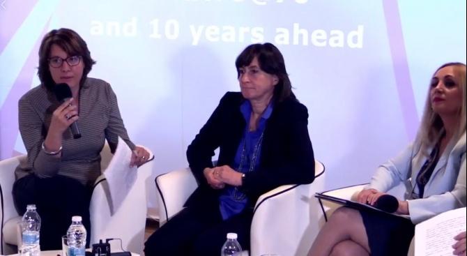 Емилия Кралева е освободена от длъжността заместник-министър на външните работи