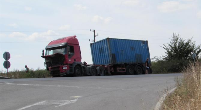 Катастрофа със значителни щети край Севлиево