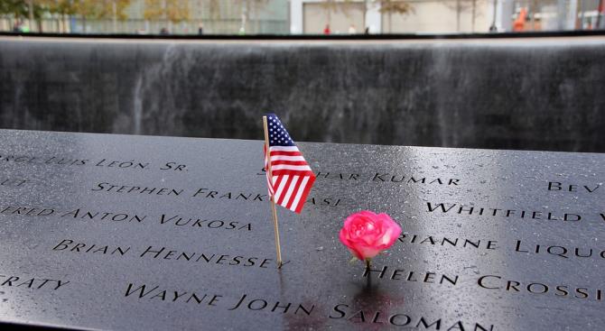 В САЩ започнаха възпоменанията за 11 септември 2001 г.