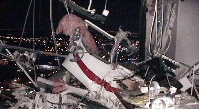 Самолет се разби край летище в Охайо, има загинали