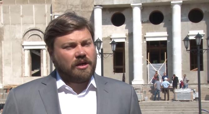 Говорител на Малофеев с първи коментар за наложената му забрана за влизане в България