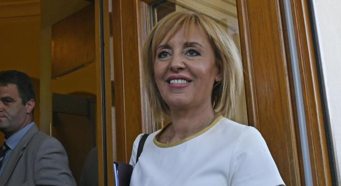 БСП-София подкрепи Манолова, Паргов ще е водач на листата за общински съветници