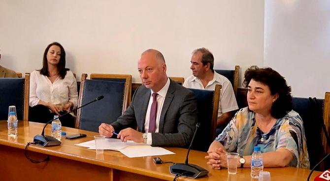 Желязков: До няколко седмици ще бъде представена концепцията, свързана със Закона за движението по пътищата