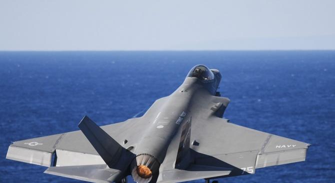 Държавният департамент на САЩ одобри предложение за продажба на Полша на 32 изтребителя Ф-35 за 6,5 милиарда долара