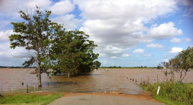 Проливни дъждове предизвикаха хаос на остров Майорка