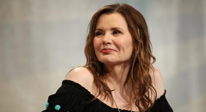 Джина Дейвис критикува неравенството между половете в Холивуд