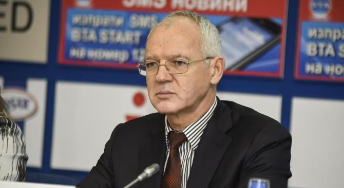 Кризата дойде, обяви Васил Велев