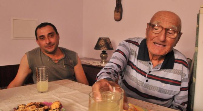 Силистренец празнува 104-тирожден ден