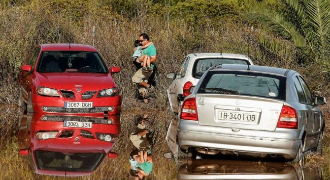 Външно: Испанските власти обявиха код червено в района на Югоизточна Испания