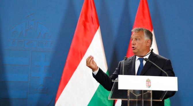 Орбан: Ако Сърбия беше в ЕС през 2015 г., нелегалните мигранти нямаше да стигнат Германия