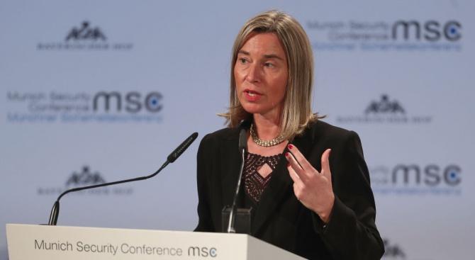 Франция, Германия и Великобритания настояват Иран да се върне към ядреното споразумение
