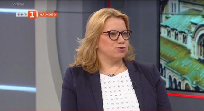 Деница Златева: Манолова е печелившата кандидатура за София