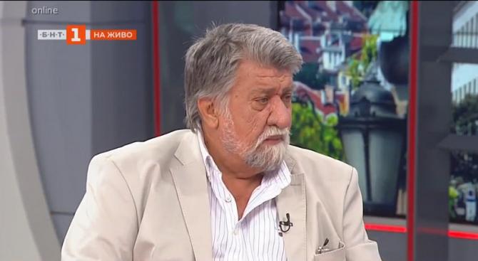 Рашидов: Улицата започна да  кадрува, стига с тази свобода на словото