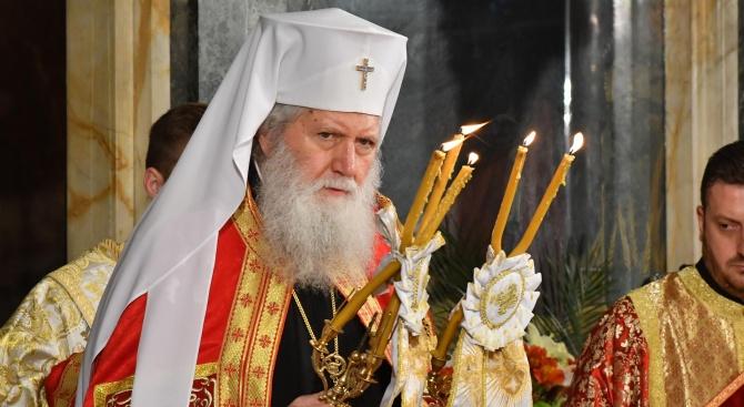 Благословия за първия учебен ден отправи патриарх Неофит