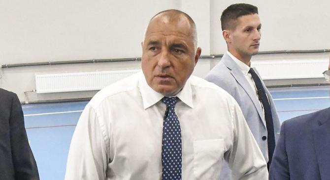 Борисов за спирането на БНР: Чист саботаж срещу правителството