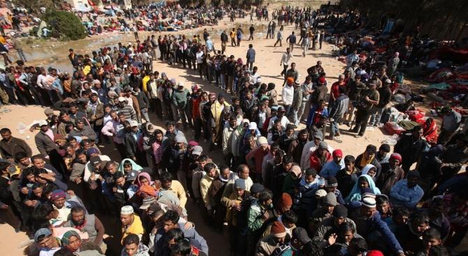 В Либия са се струпали 700 000 нелегални мигранти, повечето нерегистрирани
