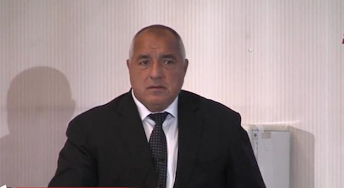 Борисов на форум за киберсигурност: Както мразим крадците и убийците, така трябва да мразим и хакерите