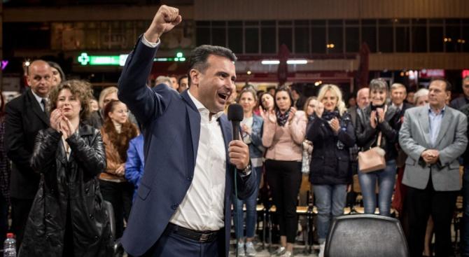 Македонски вестник: ПЕС подкрепя започването на преговори за влизане на Северна Македония в ЕС