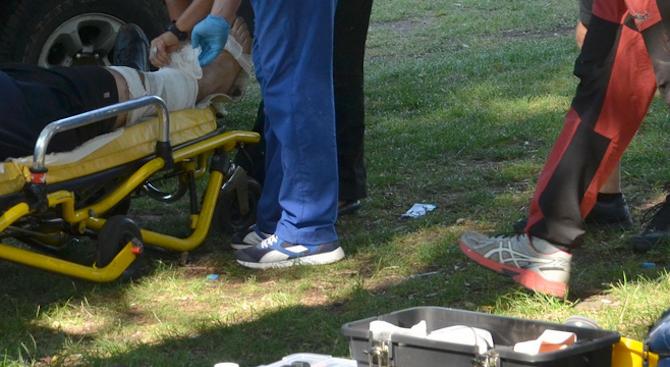 Жена е пострадала тежко в Пирин