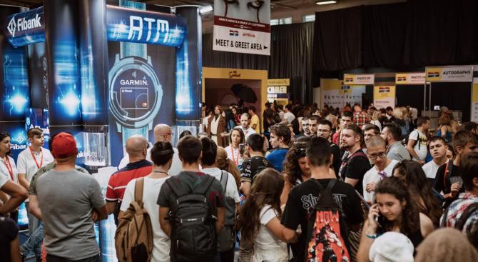 "Fibank раздаде атрактивни награди по време на ""Aniventure Comic Con 2019"""