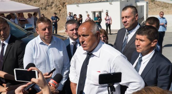 Борисов: Големите държави се клатят, ние сме много далече от рецесията