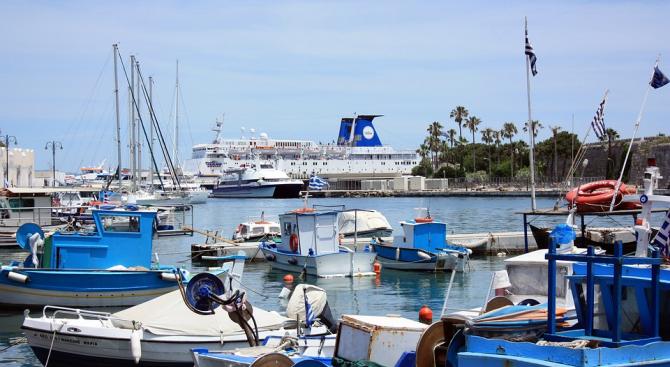 Стачка на моряците се очаква да блокира корабоплаването в Гърция на 24 септември