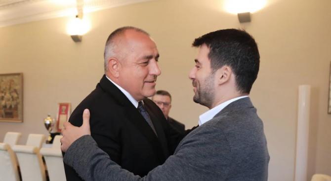 Борисов: Благодаря на институциите, че Желяз не е екстрадиран в САЩ