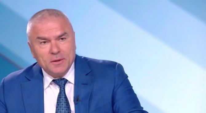 """Кандидатът на """"Воля"""" за кмет на София тръгнал да емигрира, Марешки го спрял"""