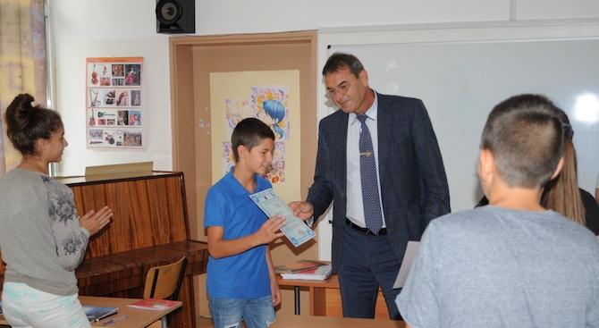 Ученици от Габрово намериха и върнаха портфейл с пари