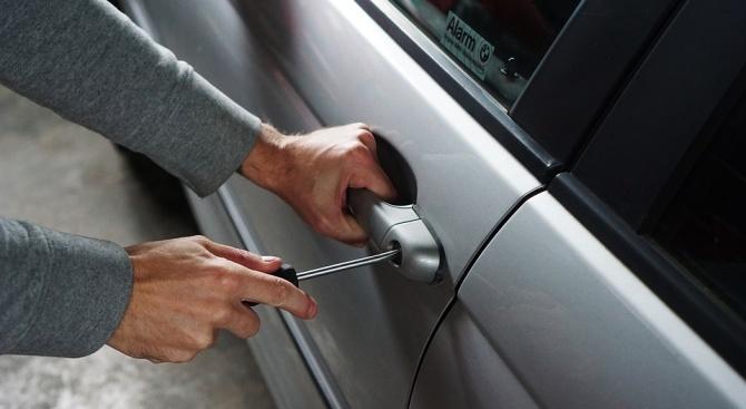 Най-много кражби на коли има в София