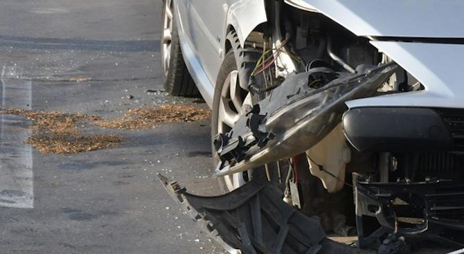 Катастрофа с ранен на пътя Черноочене - Кърджали