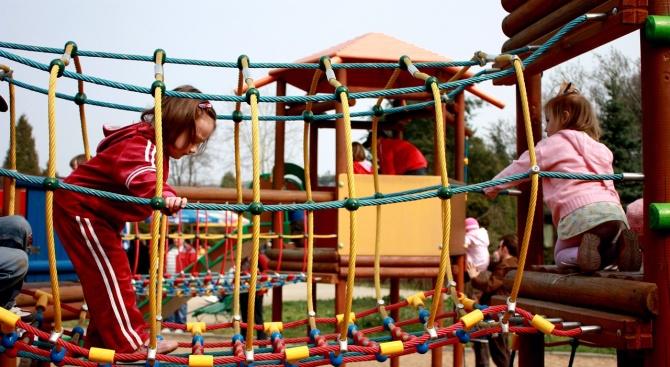 Хасковско ще се сдобие с 33 нови детски площадки и зони за спорт