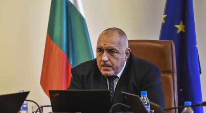 Борисов: Продължаваме развитието на страната ни по европейски