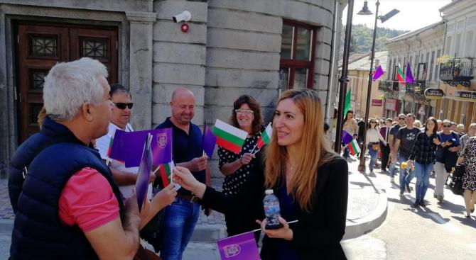 Ангелкова: Велико Търново е изключително добър пример за развита туристическа дестинация
