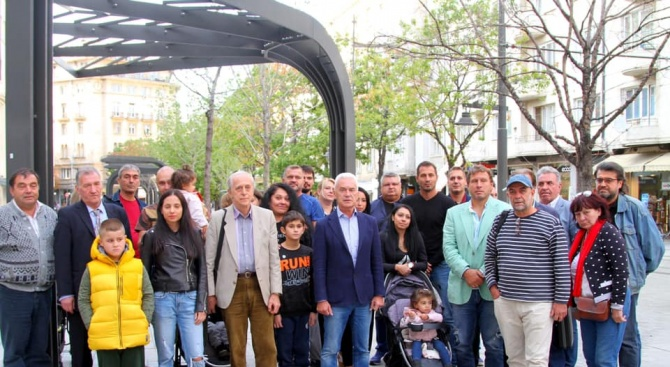 Сидеров: Дейци на културата и спорта поискаха да се издигна за кмет на София