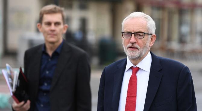 Корбин обеща да остави лейбъристите сами да определят партийната позиция за Брекзит