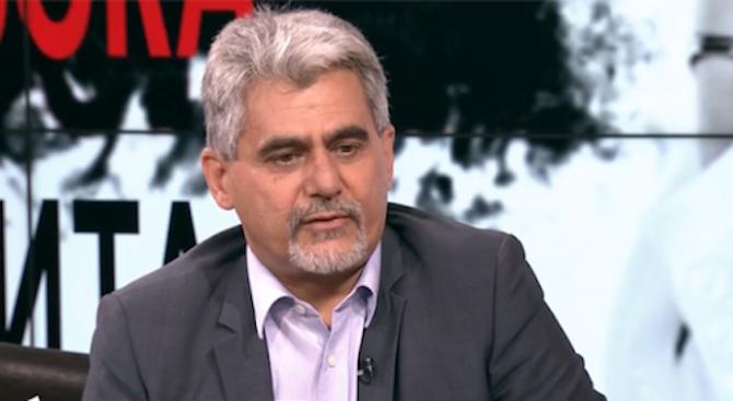 Доц. Михов от ВМРО за местните избори: Мачът в нито една община не е предначертан