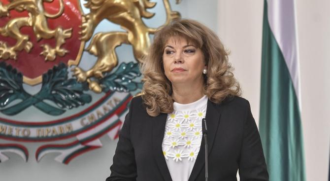 И вицепрезидентът Илияна Йотова ще се срещне с председателя на най-висшия военен орган на НАТО