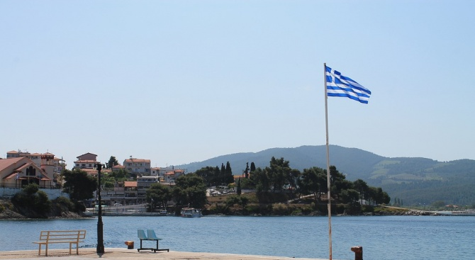 Общонационална стачка блокира Гърция