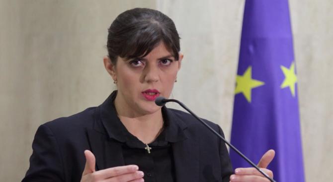 Лаура Кьовеши става Главен прокурор на ЕС