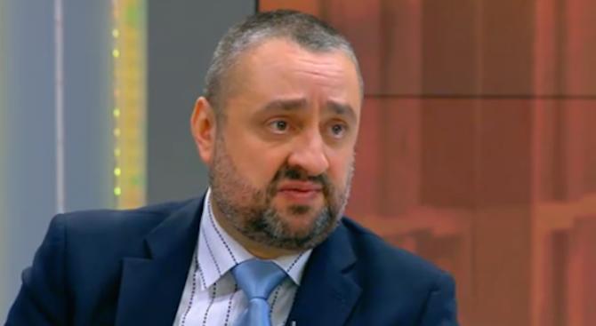 Бивш член на ВСС: На Калпакчиев не може да му се търси отговорност