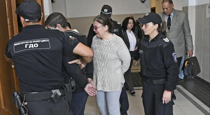 СГС назначи психоекспертиза на Мария Велева, обвинена в убийството на 86-годишния си баща