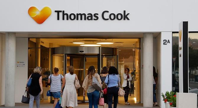 """Дъщерните компании на """"Томас Кук"""" в Германия и Полша обявиха фалит"""
