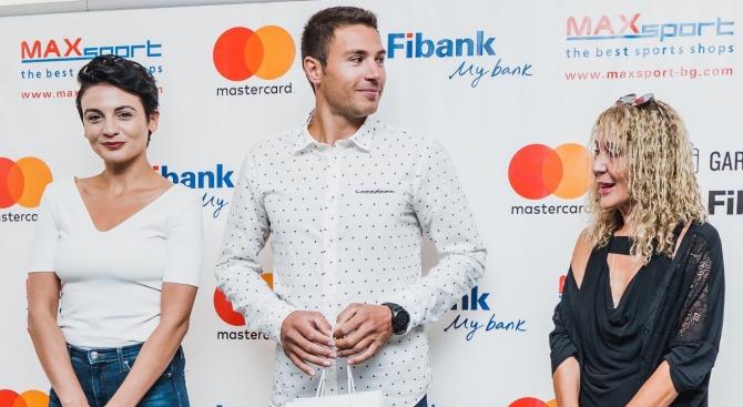 Fibank, Mastercard и Garmin с иновация при разплащанията