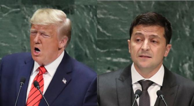 Тръмп и Зеленски коментираха разговора си