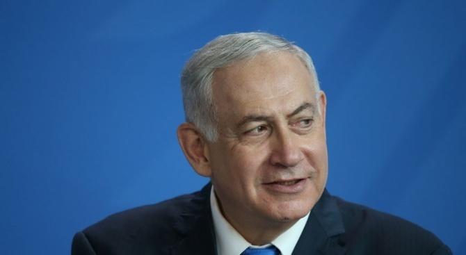 Нетаняху поиска предварителните изслушвания по неговия случай да бъдат излъчени на живо