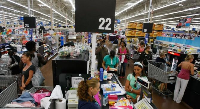 Момиче се съблече в магазин, за да докаже, че не е крадла